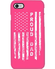 PROUD DAD US FLAG Phone Case i-phone-7-case
