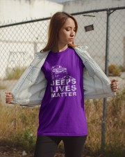 4x4 lives matter  Classic T-Shirt apparel-classic-tshirt-lifestyle-07