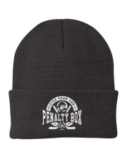 View from the Penalty Box Merchandise Knit Beanie front
