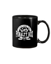 View from the Penalty Box Merchandise Mug front