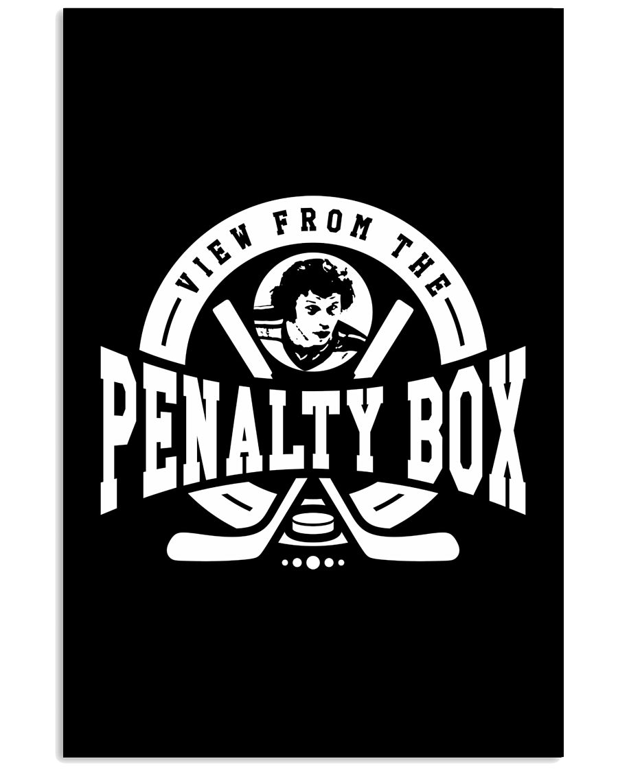 View from the Penalty Box Merchandise 24x36 Poster