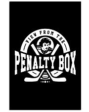 View from the Penalty Box Merchandise 24x36 Poster front