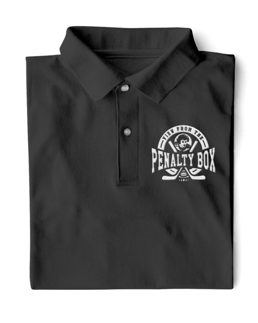 View from the Penalty Box Merchandise Classic Polo