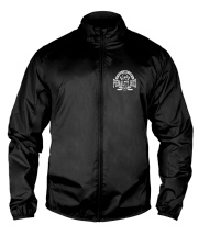 View from the Penalty Box Merchandise Lightweight Jacket front
