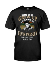 the cool ones still do shirt Classic T-Shirt front