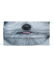 Englishsheepdog Cloth face mask front