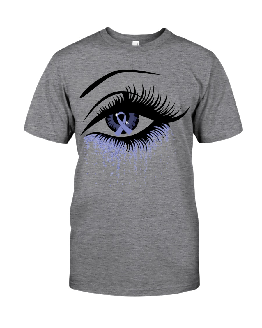 all-cancer-lavender-620 Classic T-Shirt
