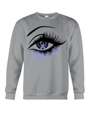 all-cancer-lavender-620 Crewneck Sweatshirt thumbnail