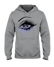 all-cancer-lavender-620 Hooded Sweatshirt thumbnail