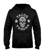 TACOS AND TEQUILA FUNNY CINCO DE MAYO DAY SHIRT Hooded Sweatshirt thumbnail