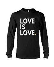 LGBT Gay Marriage Shirt - Love Is Love- Gay Pride  Long Sleeve Tee thumbnail