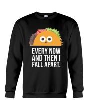 EVERY NOW AND THEN I FALL APART CINCO DE MAYO  Crewneck Sweatshirt thumbnail