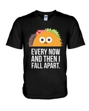 EVERY NOW AND THEN I FALL APART CINCO DE MAYO  V-Neck T-Shirt thumbnail