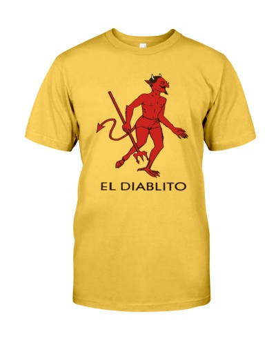 el diablito shirt Classic T