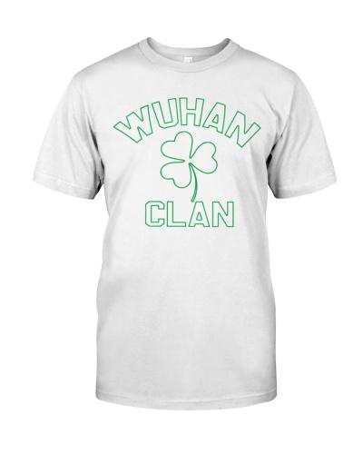 wuhan clan shirt