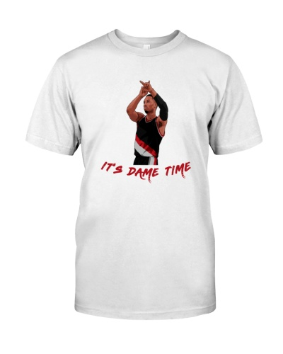 dame time shirt