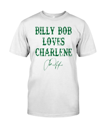 billy bob loves charlene water tower shirt