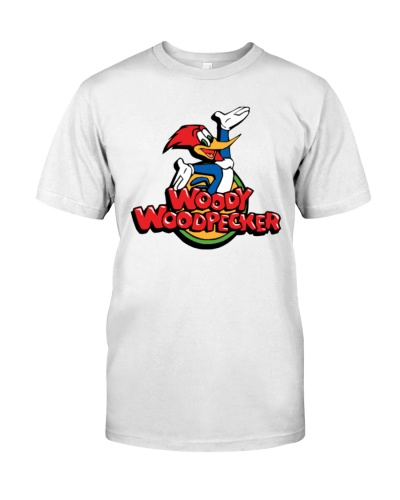 woody is a pecker t shirt