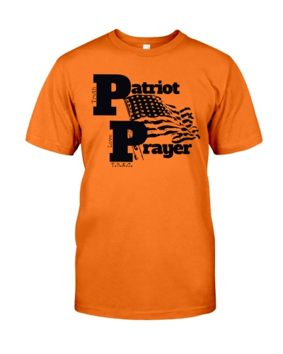 patriot prayer t shirt