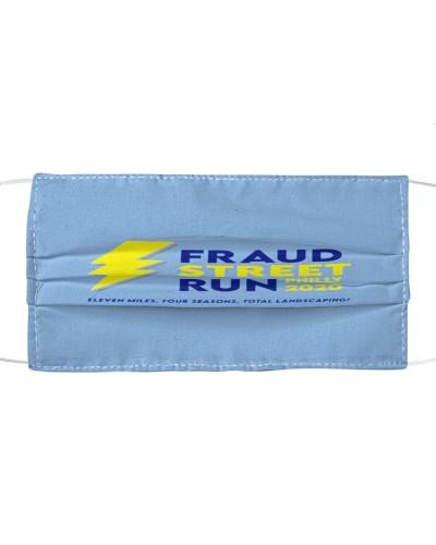 fraud street run 2020 cloth face mask