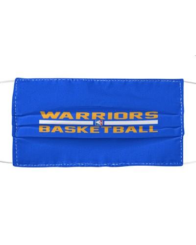 face mask warriors basketball