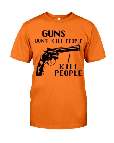 guns dont kill people i do shirt
