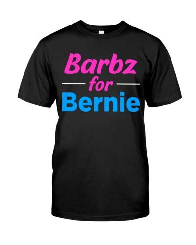 barbz for bernie 2021 shirt