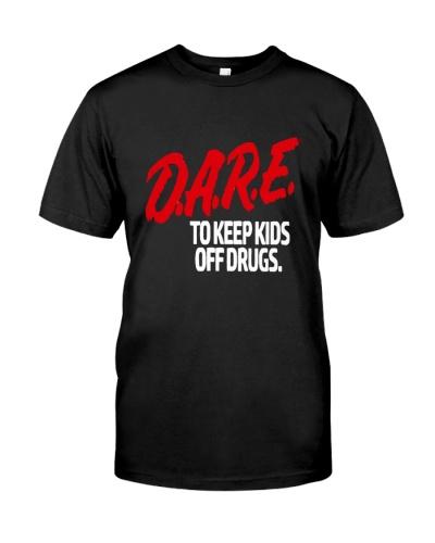 dare to keep kids t shirt