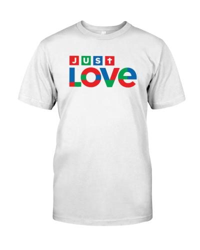 just love t shirt