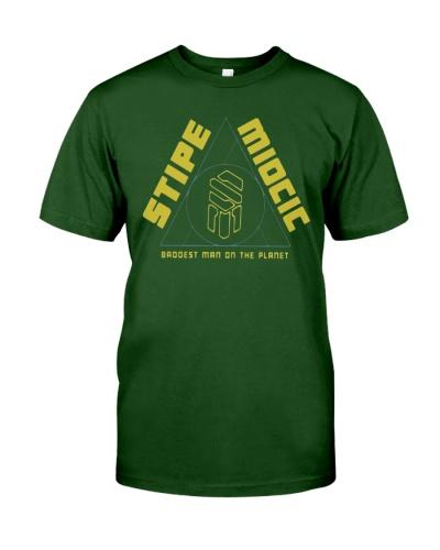 Stipe Miocic Myles Garrett Rocks Shirt