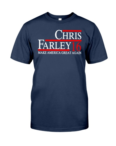 chris farley 16 make america great again shirt