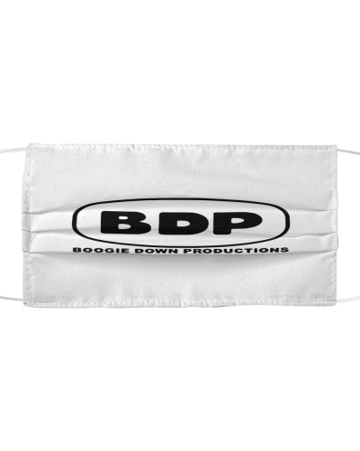 BDP Boogie Down Productions face mask