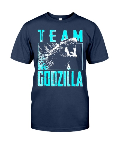 team godzilla shirt