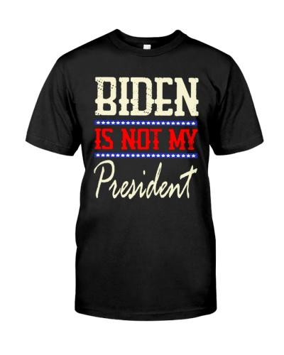 joe biden is not my president shirt