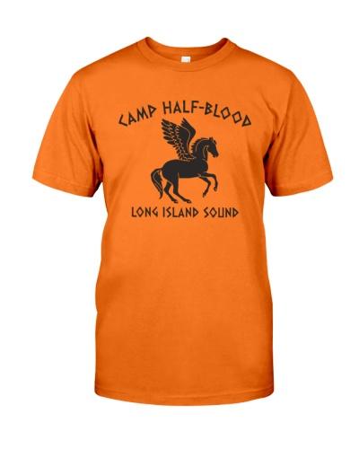 camp half blood island shirt