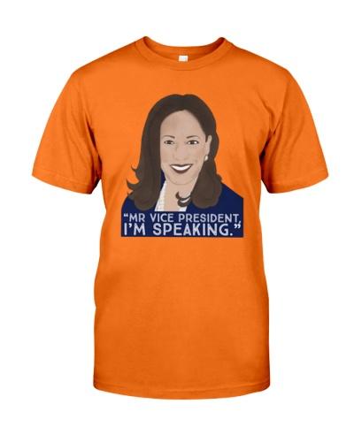 mr vice president im speaking shirt