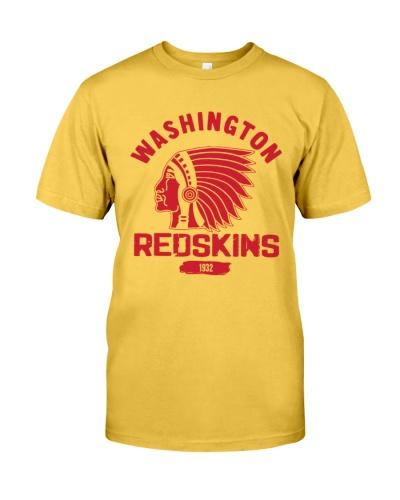 washington redskins 1932 shirt