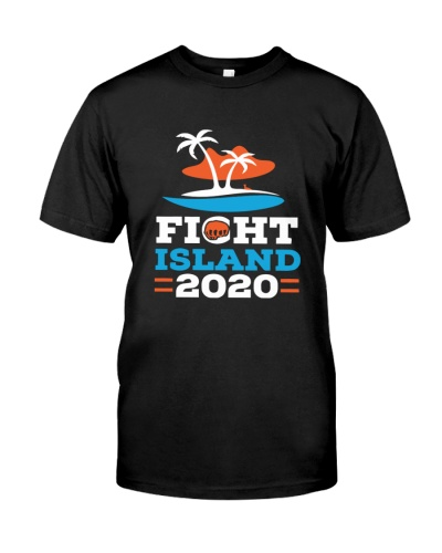 fight island shirt