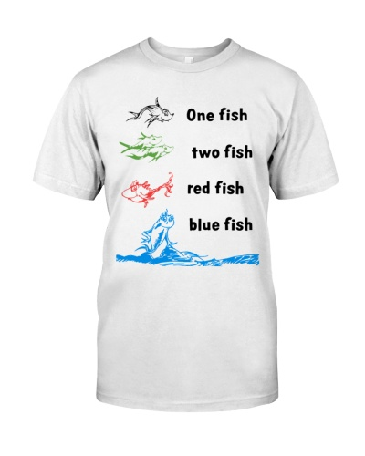 one fish two fish shirt
