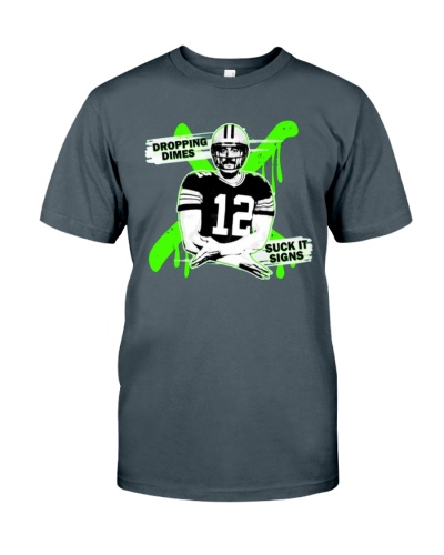 aaron rodgers dropping dimes shirt