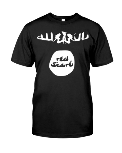 red scare isis shirt