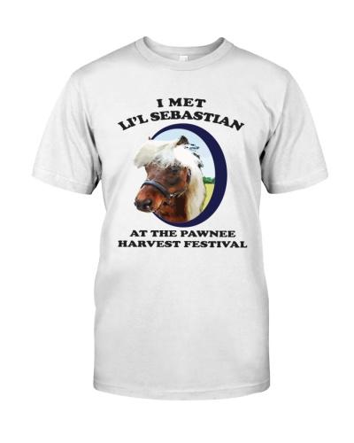 i met lil sebastian t shirt Classic T-Shirt