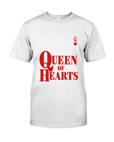 queen heart shirt