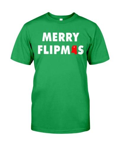 merry flipmas shirt