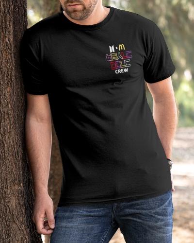 mcdonalds bts t shirt