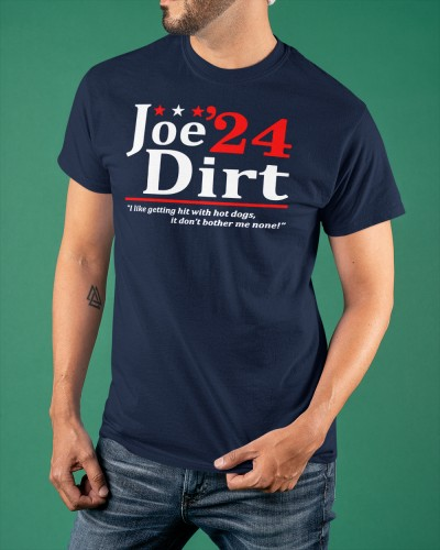 Joe Dirt 2024 Election Mens Shirt