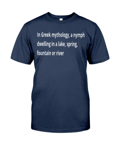 river nymph crossword shirt