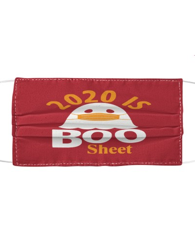 2020 is boo sheet cloth face mask