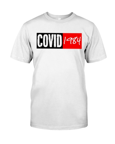 covid 1984 shirt