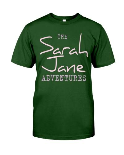 The Sarah Jane Adventures shirt